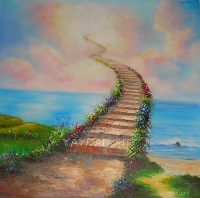Seascape-landscape-oil-painting-on-canvas